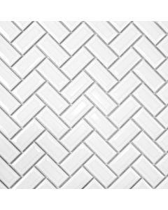 Beveled Herringbone Mosaic