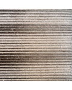 Metallic Groove Porcelain tile