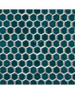 """Color Hex Mosaics, 1"""""""