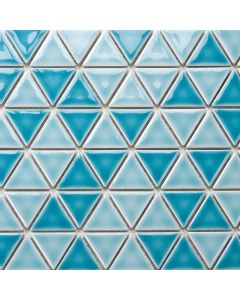 Triangle Porcelain Mosaic