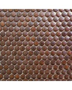 Rustic Textured Penny Rounds