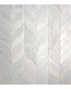 Leaf Marble Mosaic