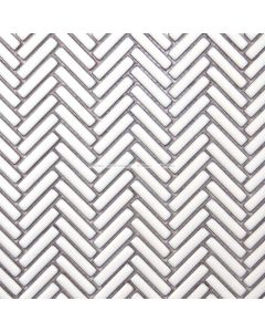 Mini Herringbone Mosaic