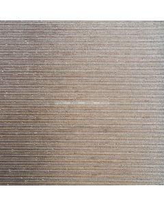Metallic Groove Porcelain tile