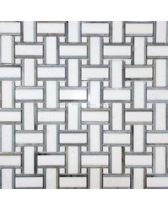 Weave Marble Mosaic