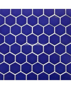 Hexagon Porcelain Mosaic