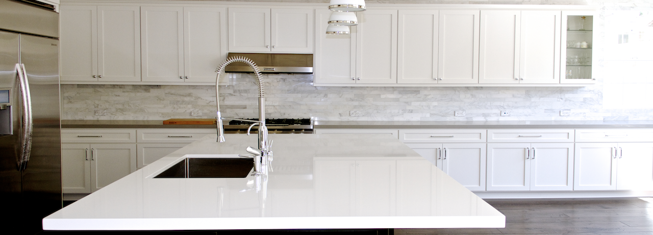 Marble Subway Backsplash Tile