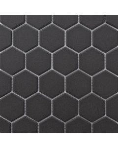 Retro Hexagon Mosaic